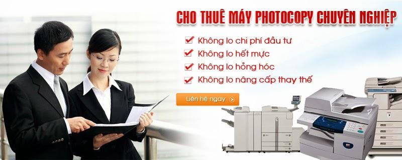 cho thuê máy photocopy Bien Hoa